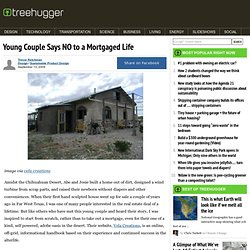 Young Couple Says NO to a Mortgaged Life