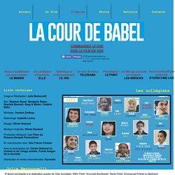 La cour de Babel, un film de Julie Bertuccelli