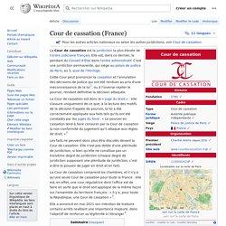 Cour de cassation (France)