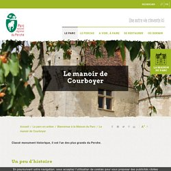 Perche - Courboyer