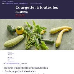 Courgette, à toutes les sauces - Oui ! Le magazine de la Ruche Qui Dit Oui !