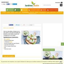 Pesto de courgettes : une recette facile et délicieuse