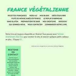 Galettes de courgettes - carottes (végétalien, vegan) — France végétalienne