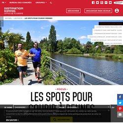 Les 5 spots pour courir à Rennes - Office de Tourisme de Rennes