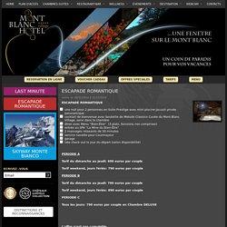 Offres Speciales Hôtel 5 etoiles Courmayeur Vacances Vallee d'Aoste 2015 Noël Nouvel An romantique vacance Val d'Aoste