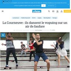 La Courneuve : Marching Band Paris Project - Le Parisien, 2016