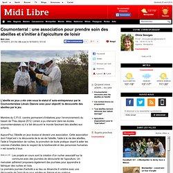 Cournonterral : une association pour prendre soin des abeilles et s'initier à l'apiculture de loisir