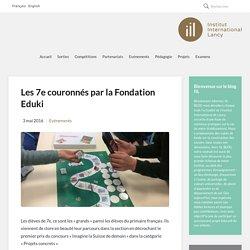 Blog de l'Institut International de Lancy