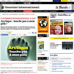 COURRIER INTERNATIONAL N°1137