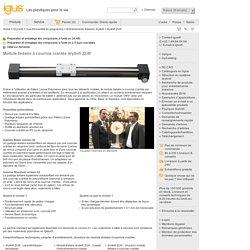 Module à courroie linéaire crantée drylin® ZLW - Vue d'ensemble du programme