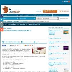 Cours en accès libre sur le Web social, TELUQ