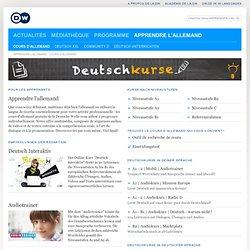 Apprendre l'allemand | Deutsche Welle