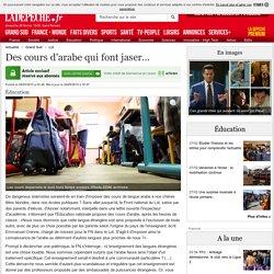 Des cours d'arabe qui font jaser… - 28/05/2015 - ladepeche.fr