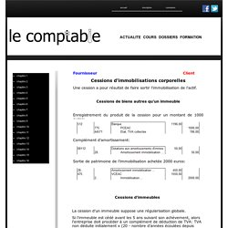 cours comptabilité chapitre 10 page 1