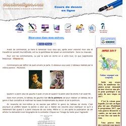 cours dessin gratuits en ligne.