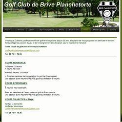 Cours de golf 2