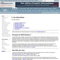 Cours de HTML