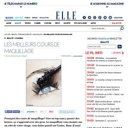 Cours de maquillage à Paris - Elle