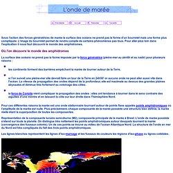 Cours d'Oceanographie - l'onde de maree - DRO/LPO - Ifremer