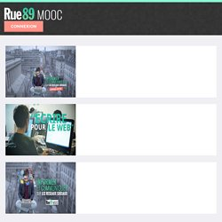 Rue89 MOOC