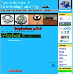 Cours de technologie au collège