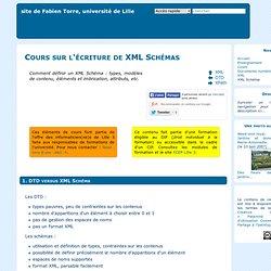 Cours XML Schéma
