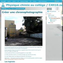 Course: Créer une chronophotographie