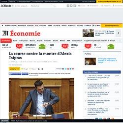 La course contre la montre d'Alexis Tsipras