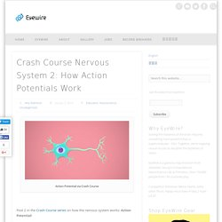 Crash Course Nervous System 2: How Action Potentials Work