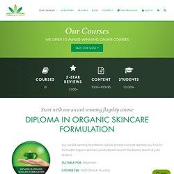 Courses - Formula Botanica