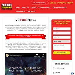VFX Film Making Courses in Kolkata