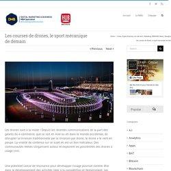 Les courses de drones, le sport mécanique de demain - MBA DMB Shanghai