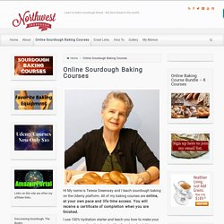 Northwest Sourdough - Sourdough Bread Baking Courses