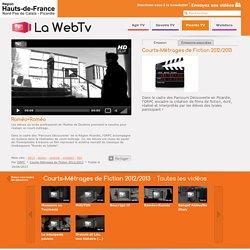 Courts-Métrages de Fiction 2012/2013 - Toutes les vidéos - La WebTv