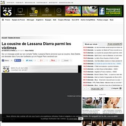 La cousine de Lassana Diarra parmi les victimes - Bleus