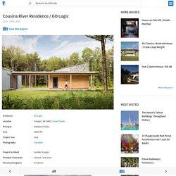 Cousins River Residence / GO Logic