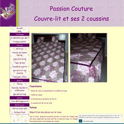 couvre-lit-et-ses-coussins - passion-couture