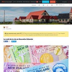 Le coût de la vie en Nouvelle-Zélande - PVTistes.net