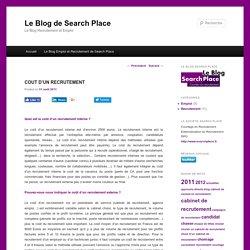 Le Blog de Search Place