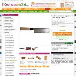 Couteau Nakiri (à légumes)