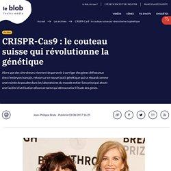 CRISPR-Cas9 : le couteau suisse qui révolutionne la génétique