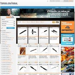 France Couteaux, vente & achat de couteau - Couteaux poignards