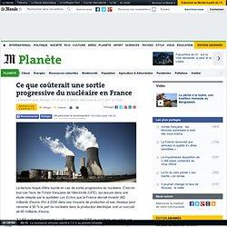 Ce que coûterait une sortie progressive du nucléaire en France