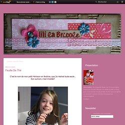 Couture, laine et tissus - Couture pour Elsie! - Lili tricote! - Une jupe Disco! - Le blog de lililabricole