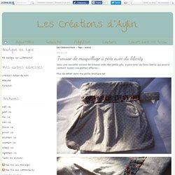 couture : Tous les messages sur couture - Page 17 - Les Créations d'Aylin