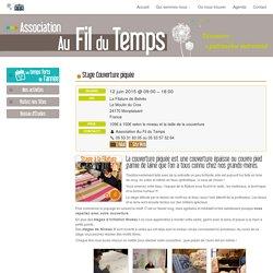 Site portail de l'association Au Fil du Temps – Périgord Patrimoine