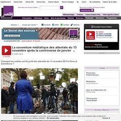 La couverture médiatique des attentats du 13 novembre après la controverse de janvier
