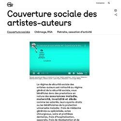 [FR] Couverture sociale des artistes-auteurs