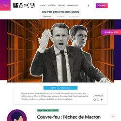 15 oct. 2020 - Couvre-feu : l'échec de Macron