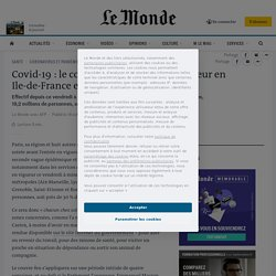 Covid-19: le couvre-feu est entré en vigueur en Ile-de-France et dans 8 métropoles
